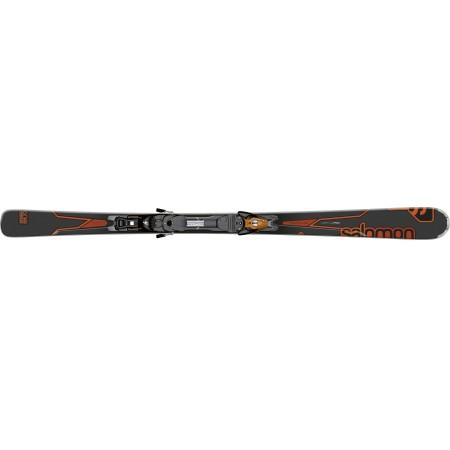 Горные лыжи Salomon Enduro LX 800 + KZ10 B80