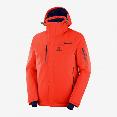Горнолыжная куртка SALOMON BRILLIANT JACKET M