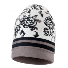 Женская шапка Poivre Blanc
