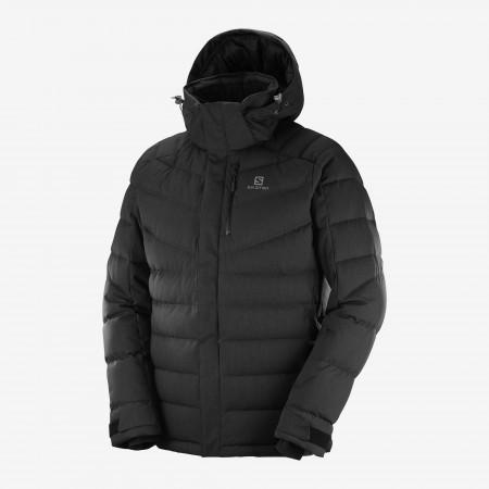 Пуховая горнолыжная куртка Salomon ICETOWN