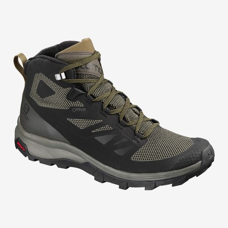 Ботинки Salomon OUTline Mid GTX