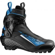 Ботинки для беговых лыж коньковые SALOMON S/RACE SKATE PLUS PILOT