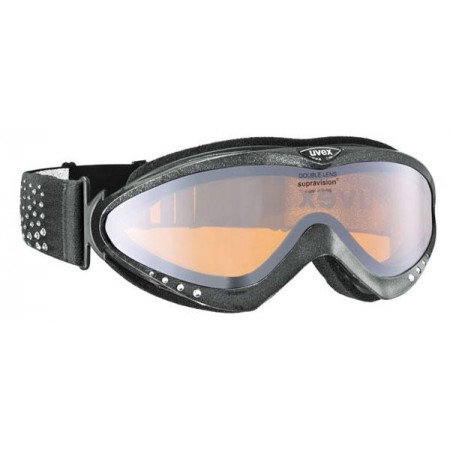 Женская горнолыжная маска UVEX Corus Crystal