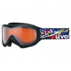 Детская горнолыжная маска UVEX Wizzard DL