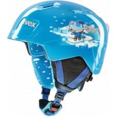 Детский горнолыжный шлем UVEX Manic