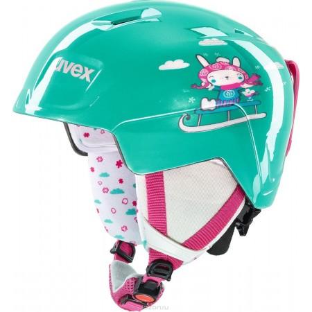 Детский горнолыжный шлем UVEX UKW3