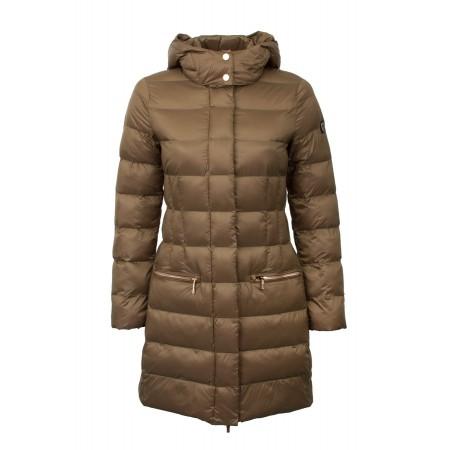 Женская утепленная куртка EA7 Emporio Armani