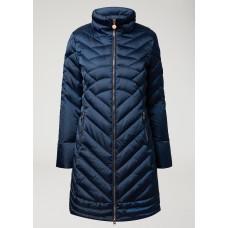 Женская пуховая куртка EA7 Emporio Armani