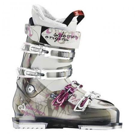 Женские  горнолыжные  ботинки Salomon Idol Origins