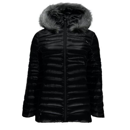 Женская пуховая куртка Spyder TIMELESS HOODY FAUX FUR