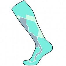 Женские горнолыжные носки MICO