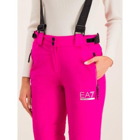 Женские горнолыжные брюки EA7 Emporio Armani