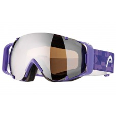Женская горнолыжная маска HEAD Stivot WMN+ SpareLens