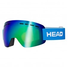 Горнолыжная маска   HEAD Solar FMR blue