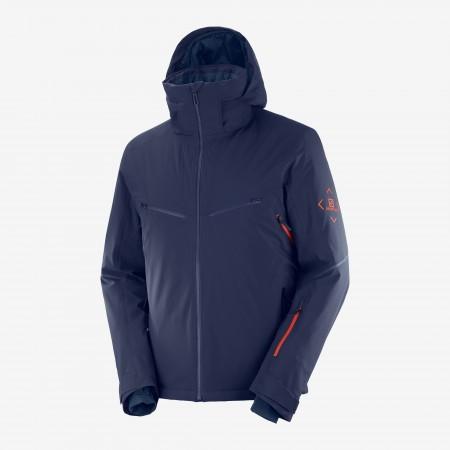 Мужская горнолыжная куртка  Salomon BRILLIANT